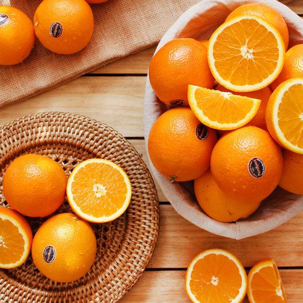★행사★ [퓨어스펙] 블랙라벨 고당도 오렌지 4kg(중 17과내외)